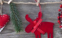 Decoraciones navideñas: Aprende a hacer adornos de navidad